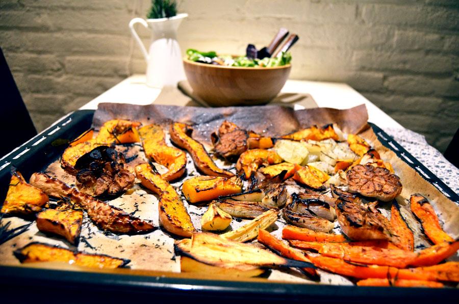 Verduras al horno recetas sanas comer limpio - Verduras rellenas al horno ...